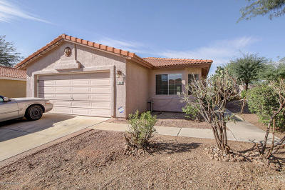 Tucson Single Family Home For Sale: 5348 W Wood Owl Drive