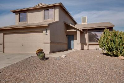 Tucson Single Family Home For Sale: 2862 W Sandbrook Lane