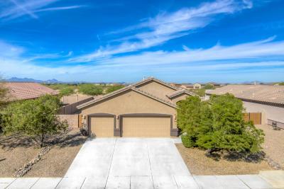 Marana Single Family Home Active Contingent: 11164 W Glazed Obsidian Drive