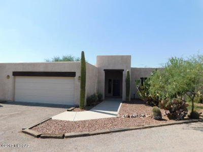 Tucson Single Family Home For Sale: 2966 W Overton Road