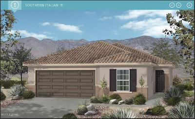 Marana Single Family Home For Sale: 11682 W Boll Bloom