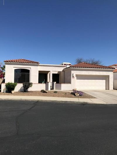 Single Family Home For Sale: 321 S Via De Los Rosales