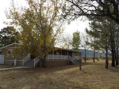 Cochise Manufactured Home For Sale: 372 W Kaibab Way