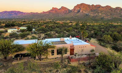 Oro Valley Single Family Home For Sale: 485 W Atua Place