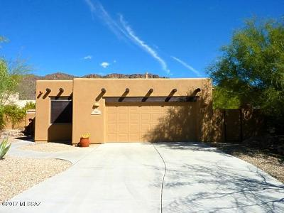 Tucson Single Family Home For Sale: 2221 S Diamond D Drive
