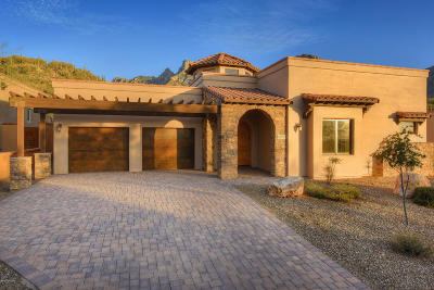 Oro Valley Single Family Home For Sale: 10770 N Della Vita Place