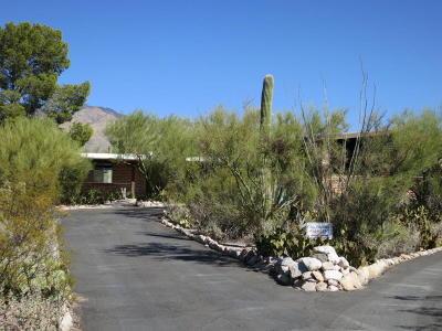 Tucson Single Family Home For Sale: 5335 N Via Celeste