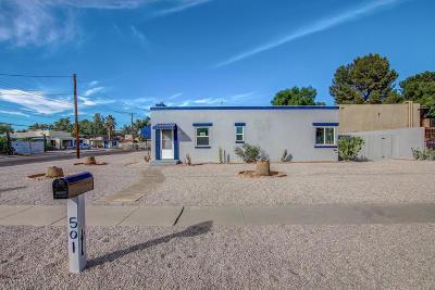 Pima County Single Family Home For Sale: 501 E Yavapai Road
