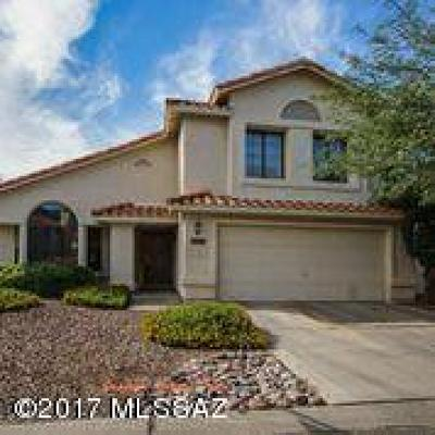 Oro Valley Single Family Home Active Contingent: 10271 N Cape Fear Lane