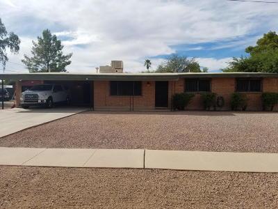 Single Family Home For Sale: 1915 N Santa Rosa Avenue
