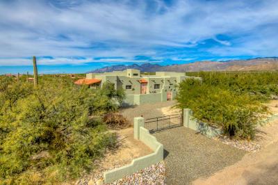 Tucson Single Family Home For Sale: 2305 N El Camino Rinconado