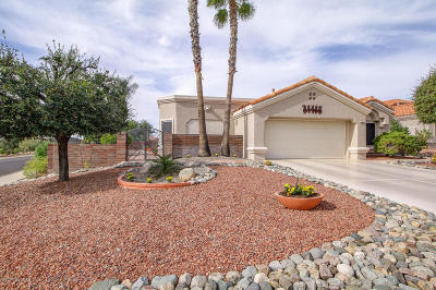 Oro Valley Single Family Home For Sale: 14203 N Trade Winds Way