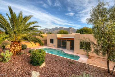 Oro Valley Single Family Home For Sale: 328 W Ajax Peak Road