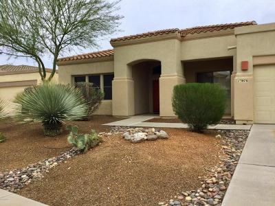 Oro Valley Single Family Home For Sale: 13876 N Silvercreek Place