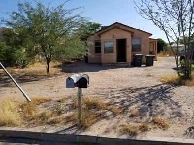 Tucson Residential Income For Sale: 326 E President Street