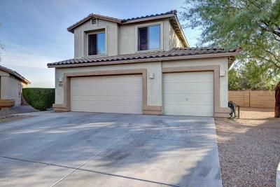 Marana Single Family Home Active Contingent: 12764 N Rodeo Land Avenue