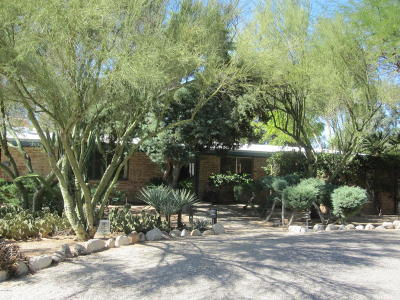 Single Family Home For Sale: 7121 N Pampa Place