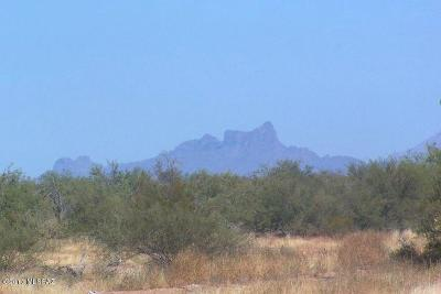 Pima County Residential Lots & Land For Sale: N Anway Road