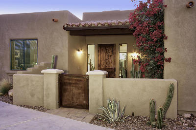 Tucson Single Family Home For Sale: 2815 N Barrio Mesquite Place