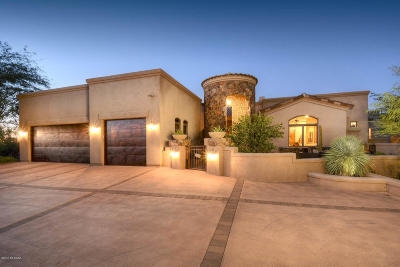 Marana Single Family Home For Sale: 12798 N Sorrel Stallion Place