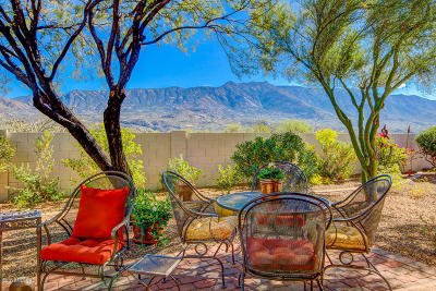 Tucson Townhouse Active Contingent: 39077 S Tranquil Drive