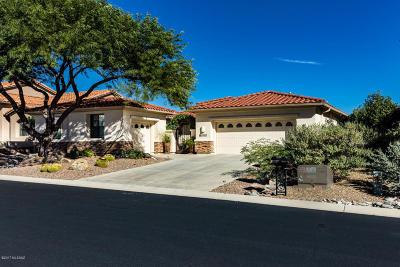 Saddlebrooke Single Family Home For Sale: 38027 S Boulder Wind Drive