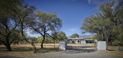 Tucson Single Family Home For Sale: 10801 E Linden Street