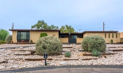 Tucson Single Family Home For Sale: 3431 N Tonto Place