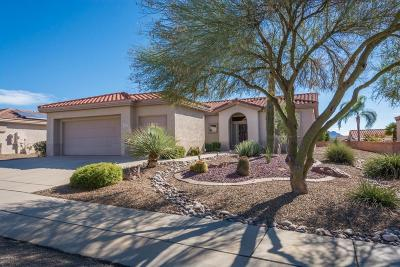 Oro Valley Single Family Home For Sale: 1096 E Royal Oak Road