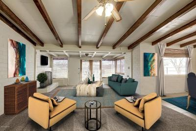 Single Family Home For Sale: 5546 E Linden Street