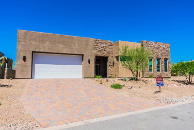 Oro Valley Single Family Home For Sale: 14247 N Hidden Enclave Place #Lot 3