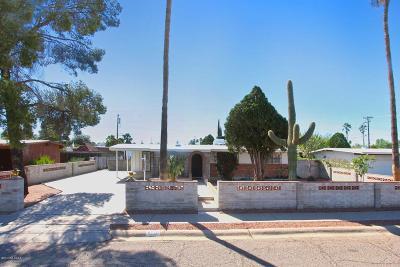 Single Family Home For Sale: 6710 E Calle Luna