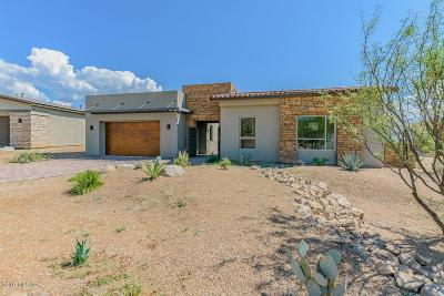 Oro Valley Single Family Home For Sale: 940 W Enclave Canyon Court #Lot 24