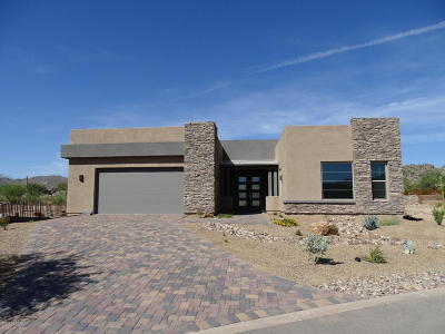Oro Valley Single Family Home For Sale: 941 W Enclave Canyon Court W #Lot 33