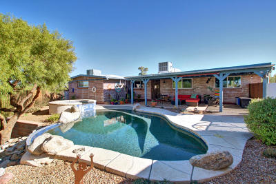 Tucson Single Family Home For Sale: 2735 W Tippecanoe Trail