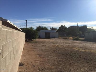 Pima County Single Family Home Active Contingent: 1357 W Sonora Street