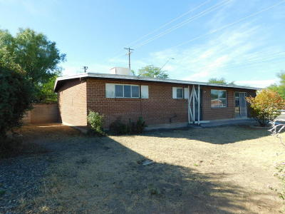 Pima County, Pinal County Single Family Home Active Contingent: 1361 W Simmons Place