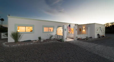 Pima County, Pinal County Single Family Home For Sale: 2858 N Longhorn Drive