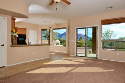 Oro Valley Single Family Home Active Contingent: 613 W Pizzicato Lane
