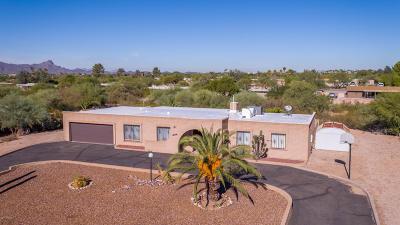 Tucson Single Family Home For Sale: 2336 W Rapallo Way