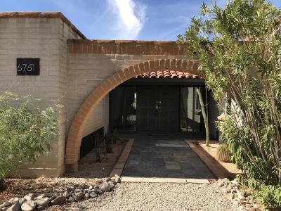 Single Family Home For Sale: 6761 N Harran Drive