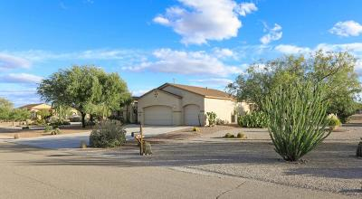 Marana Single Family Home For Sale: 16491 W Sitka Lane
