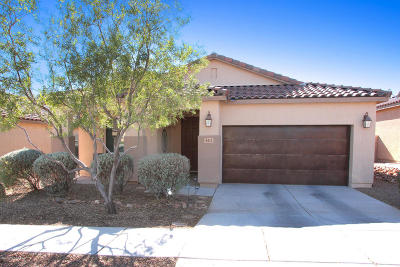 Marana Single Family Home For Sale: 4411 W Crystal Ranch Place