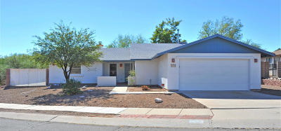 Pima County, Pinal County Single Family Home For Sale: 8290 E Calle Playa