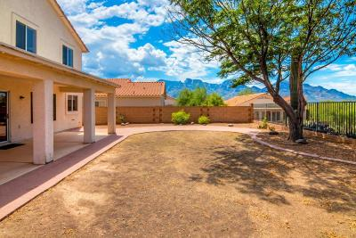 Oro Valley Single Family Home For Sale: 448 E Heatherglenn Place