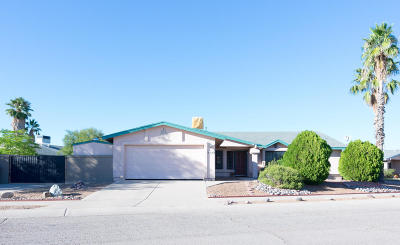 Single Family Home For Sale: 6160 S Bufkin Drive