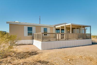 Pima County, Pinal County Manufactured Home For Sale: 13438 S Hound Dog Road