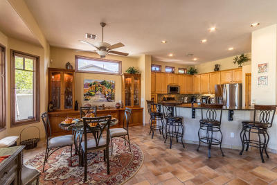 Tucson Single Family Home For Sale: 10773 E Grass Spring Place