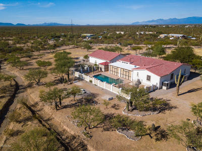 Sahuarita Single Family Home For Sale: 6400 E Via Esperanza Del Sol