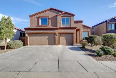 Single Family Home For Sale: 9886 N Crook Lane